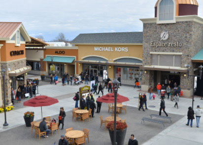 Photo of Premium Outlets Montréal / Photo de Premium Outlets Montréal