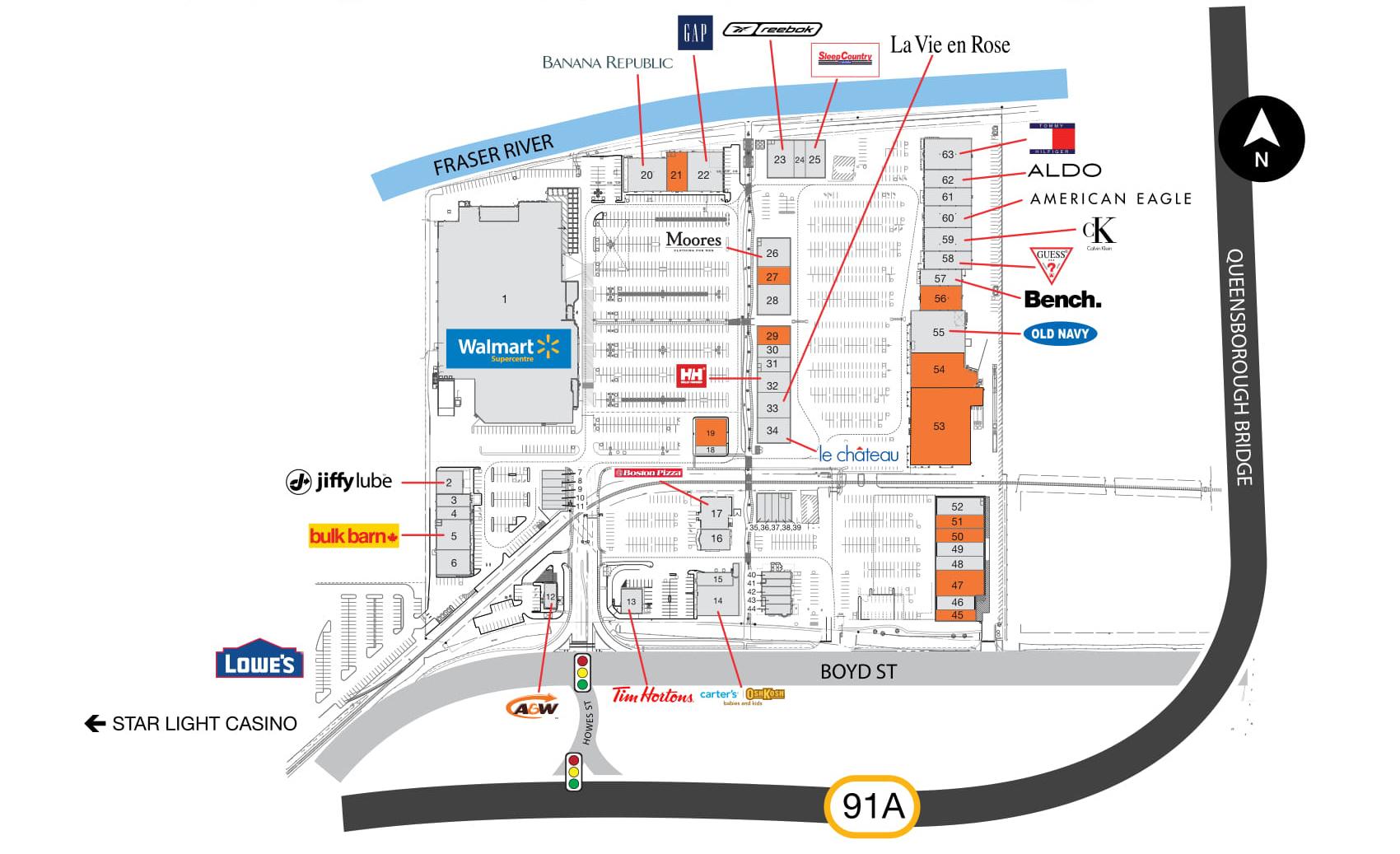 Queensborough Landing Bc Smartcentres