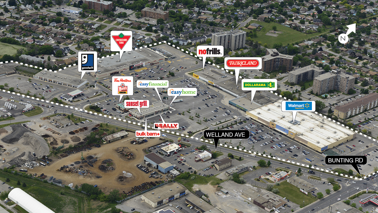 canadian tire financial services bunting rd st catharines