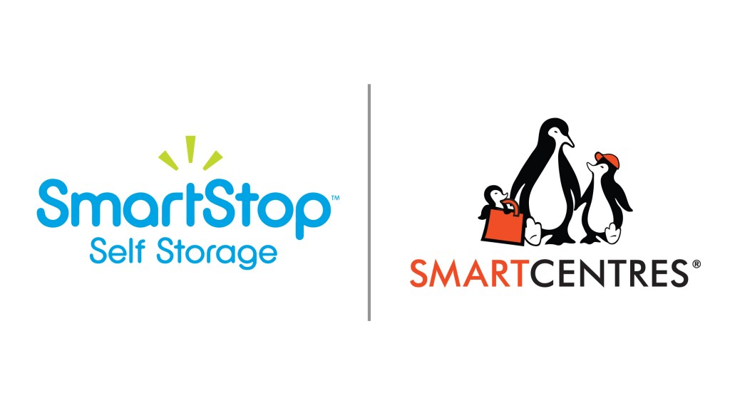 SmartStop and SmartCentres JV